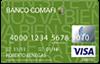 Tarjeta - Visa Debito