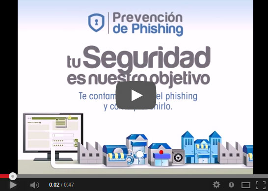Video Prevención de Phishing